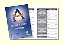 CPSA Qualification record
